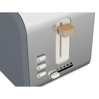 NORDIC 2 SLICE TOASTER CONTROLS