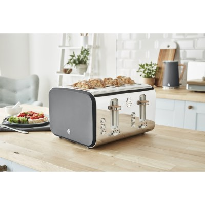 NORDIC 4 SLICE TOASTER STYLED8